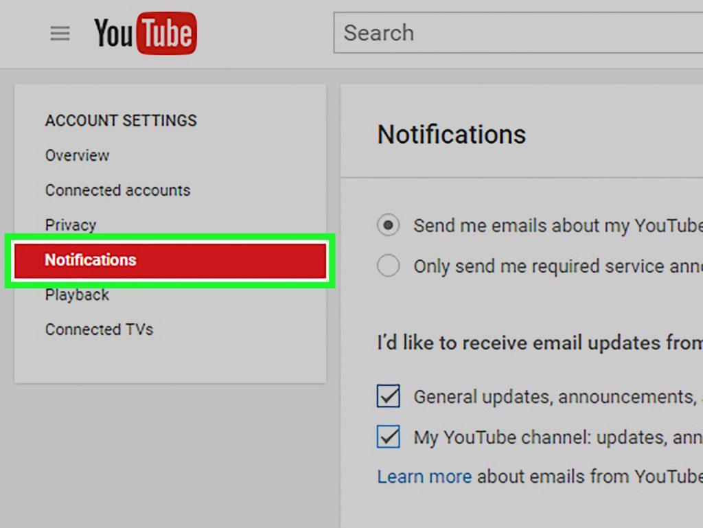 Youtube Abo in wenigen Sekunden löschen